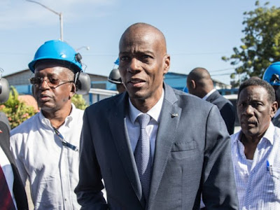 Assassini uccidono il presidente di Haiti in casa sua di notte