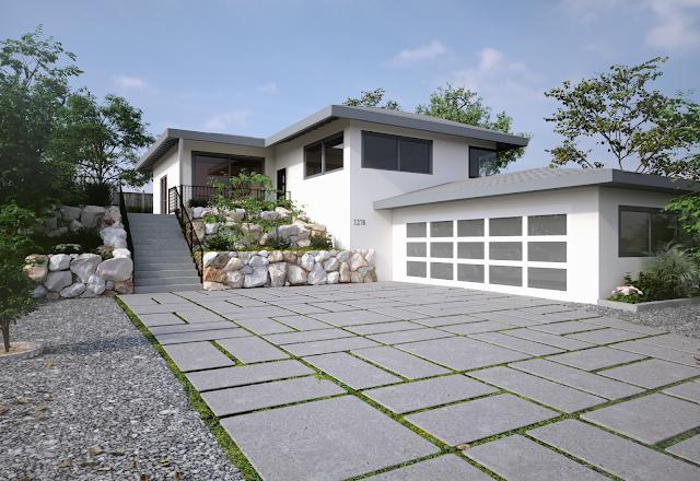 Southern California Home For Eduardo Mendez Architectural Stone Farm