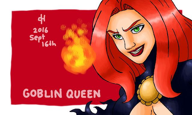 Marvel, Goblin Queen