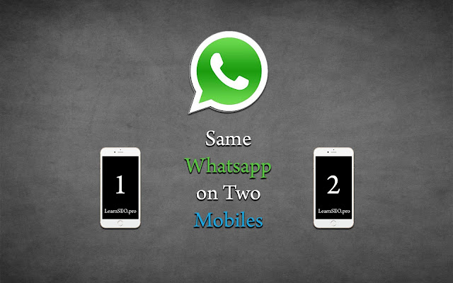 same whatsapp different phones