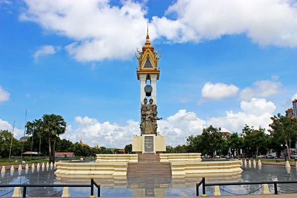 Đài tưởng niệm Campuchia