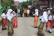 Inspektorat Kodam I/BB Kunjungi Satgas Pamrahwan Yonif Raider Khusus 136 di Maluku