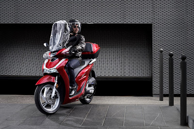 2020 Honda SH125i & 150i