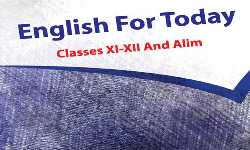 HSC English For Today  Class XI-XII And Alim