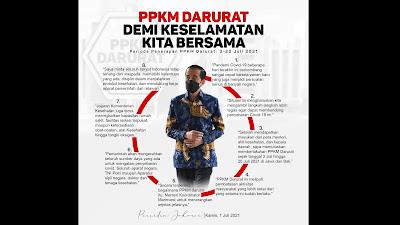 NU dan Muhammadiyah Dukung PPKM Darurat, Bagaimana dengan Salat Idul Adha?