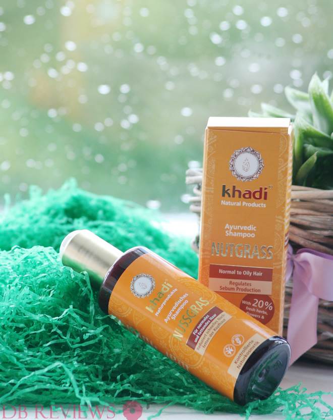 Hair Care with Khadi Natural Products
