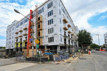 pictures: Foulger Pratt Noma construction, Torti Gallas, Eckington, MSA retail