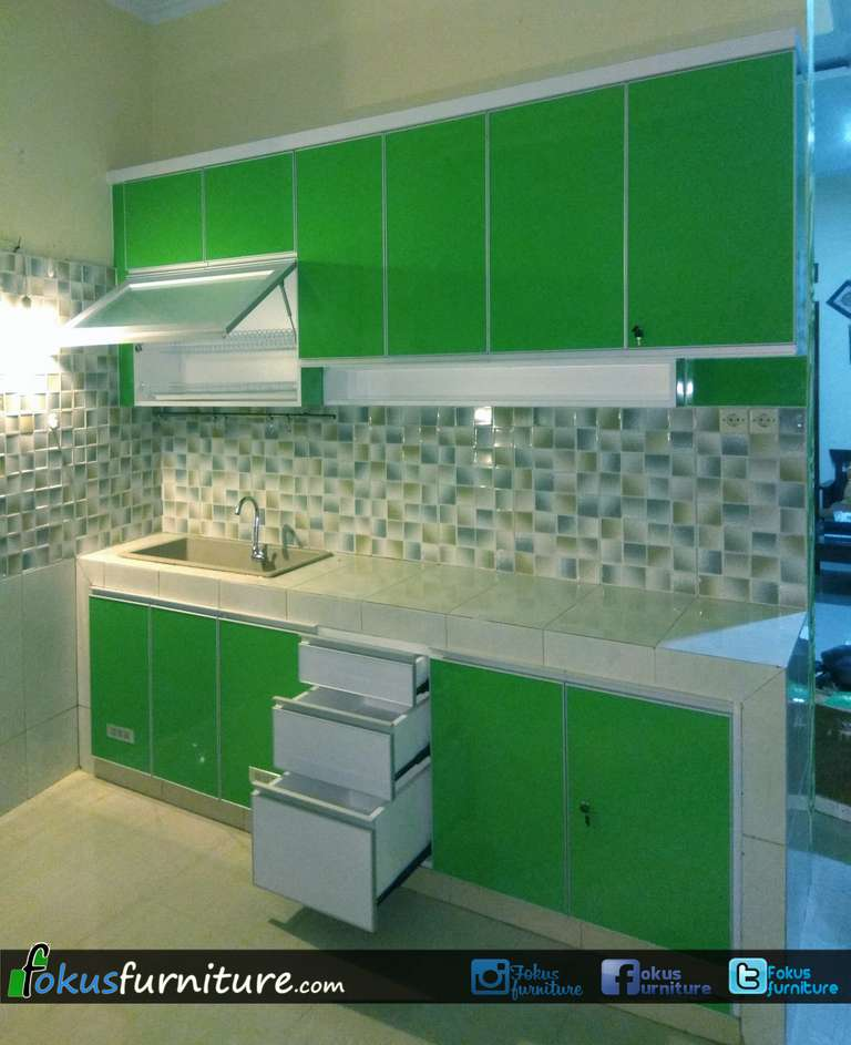 Kitchen Set Kelapa Dua Depok Furniture Kitchen Set Minimalis