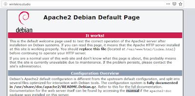 cek domain melalui browser