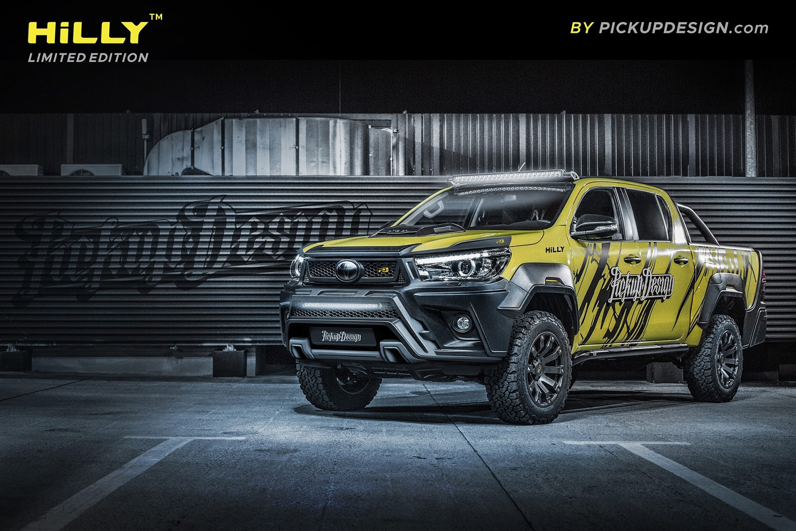 Carlex Design Shifts Gears And Transforms Toyota Hilux