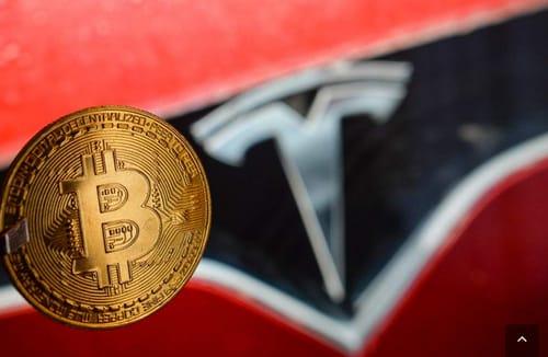 Tesla won $ 100 million in Bitcoin