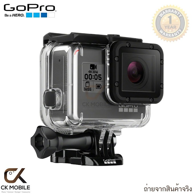 แนะนำอุปกรณ์เสริม GoPro กล้องแอคชั่นแคมยอดนิยม