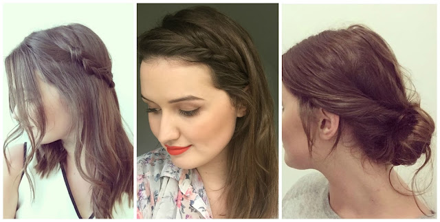 kirstie pickering bblogger bbloggers beauty blog blogging hair hairstyle tips style design plaits top 3 potd instagram twitter