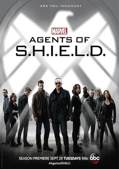 Agentes da S.H.I.E.L.D - 3ª Temporada Torrent torrent download capa