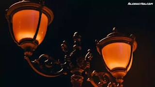Sodium lamps are silently leaving the city streets