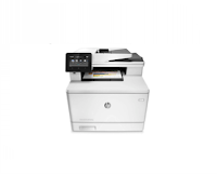 HP LaserJet Pro M477fdn Printer Driver