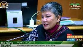MKD DPR soal Ribka Tjiptaning Tolak Vaksinasi: Pernyataannya Dilindungi Hukum