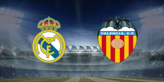 مباراة فالنسيا وريال مدريد بتاريخ 15-12-2019 الدوري الاسباني