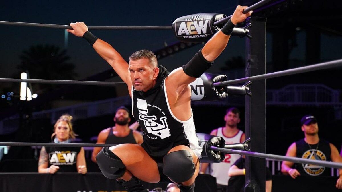 Frankie Kazarian retornará para a IMPACT Wrestling em breve
