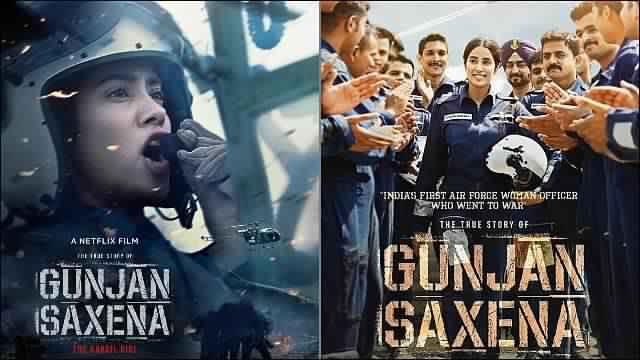 Janhvi Kapoor Starrer Gunjan Saxena The Kargil Girl To Discharge On Netflix Affirms Karan Johar