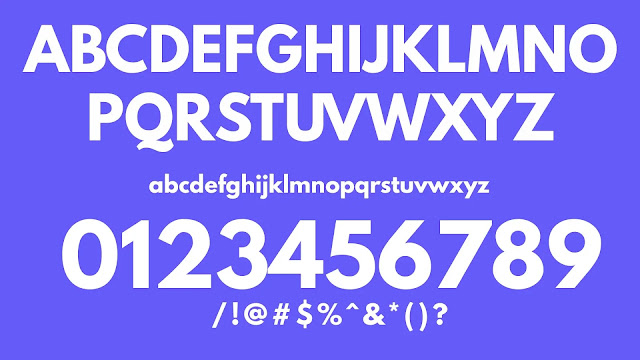 League-spartan-free-fonts