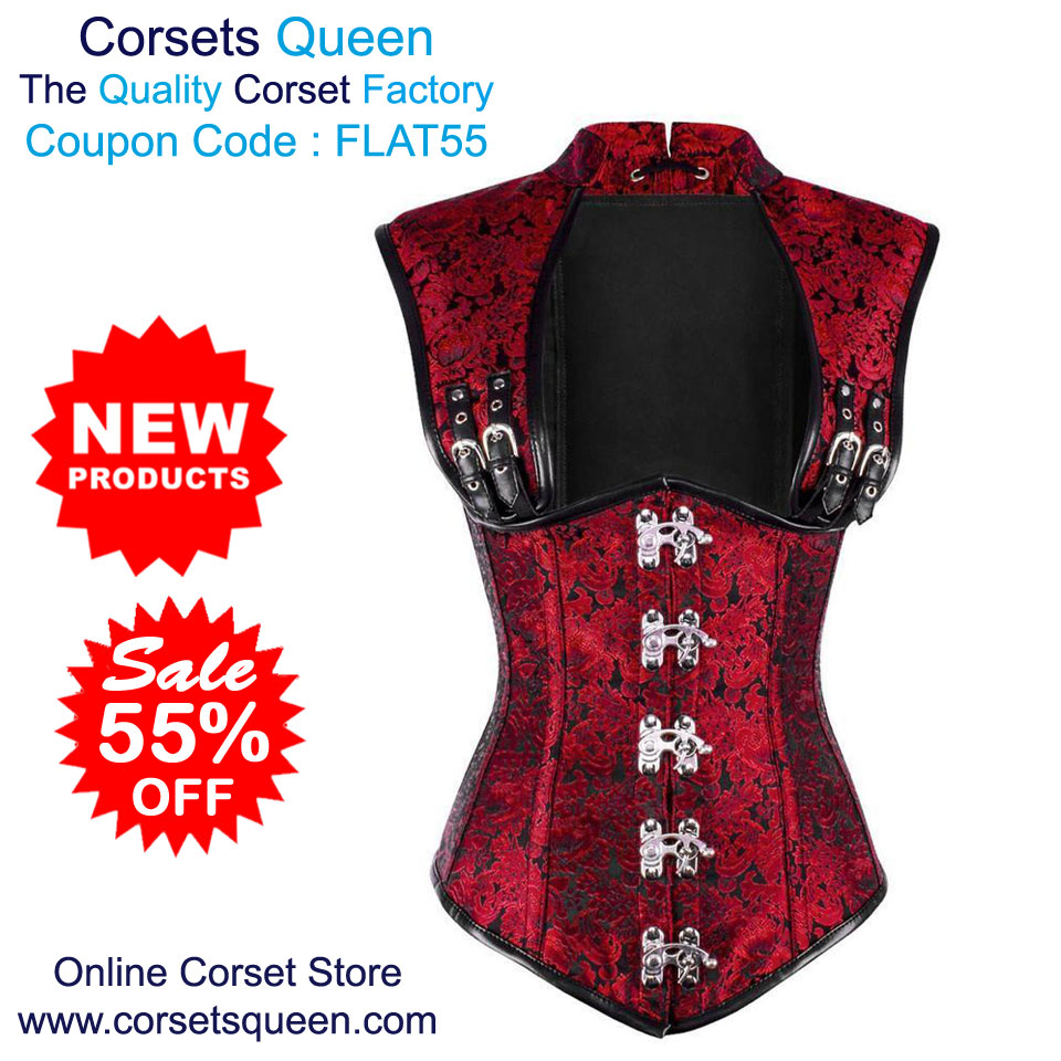 d39ad3fa7a1 New Arrival Corset Dress- Corsets Queen March -18. New Arrival Corset Sale  - Flat 55% OFF