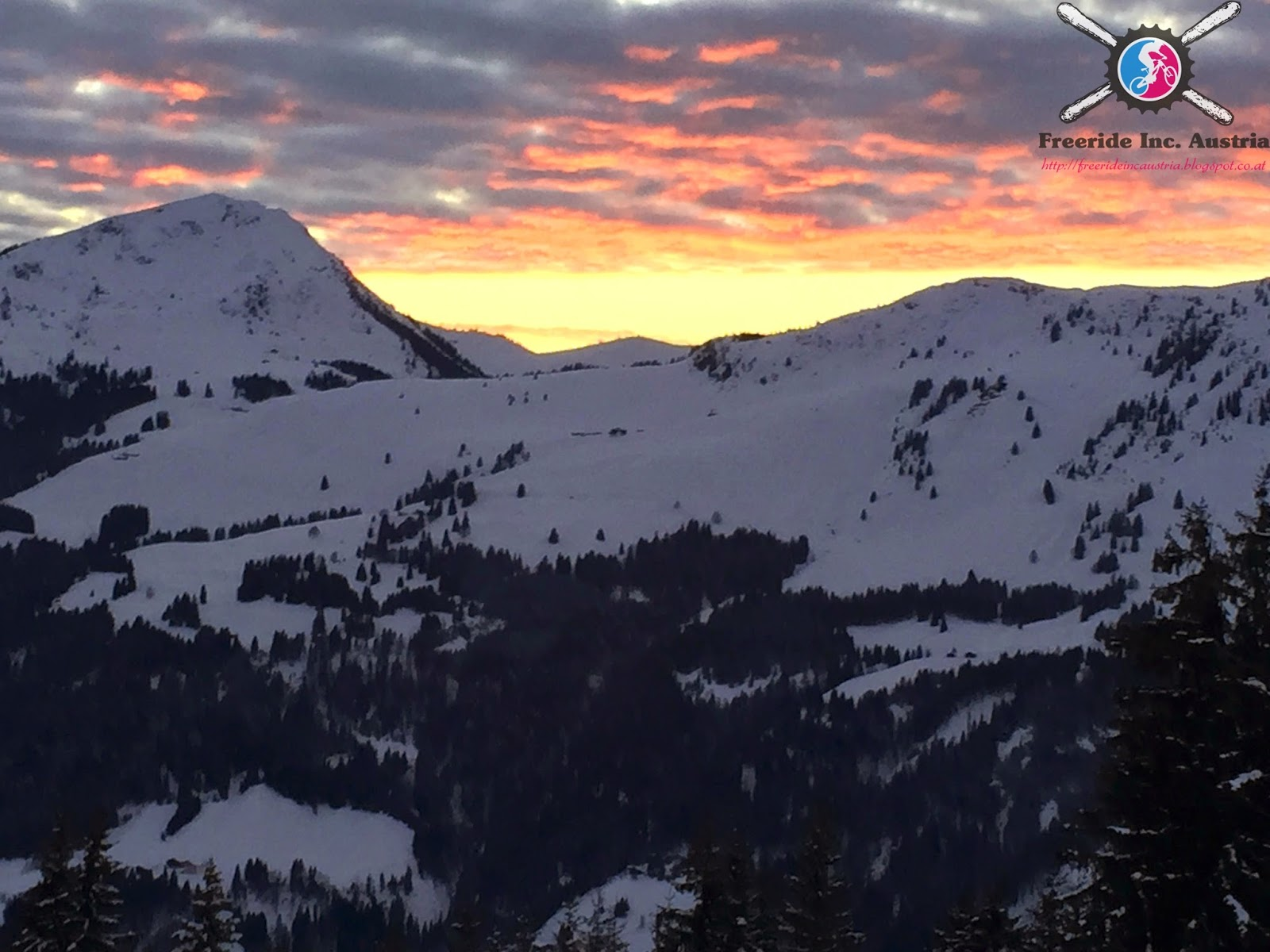 Skitourn Kirchberg in Tirol