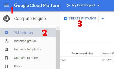 Cara Membuat VPS Windows di Google Cloud Cara Membuat VPS Windows di Google Cloud