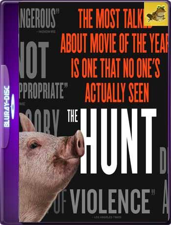 La cacería (The Hunt) (2020) 60FPS [1080p] Latino [GoogleDrive] SilvestreHD