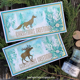 http://sewpaperpaint.blogspot.com/2019/12/into-woods-tim-holtz-stamped-christmas.html