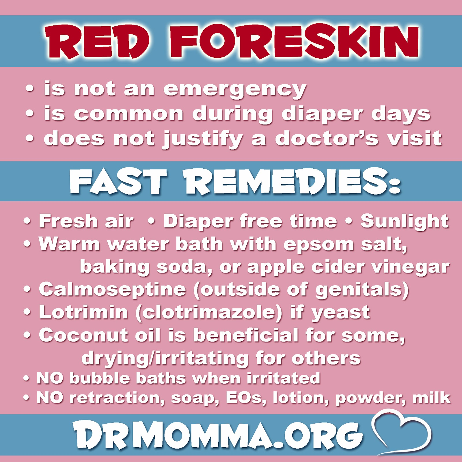 adults in of Irritation foreskin
