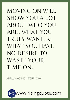Do not waste your time quotes