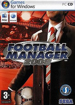 Football Manager 2008 PC Game Full Version