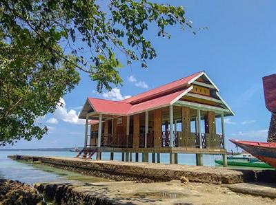 Wisata Kampung Warna-Warni Buton Sulawesi Tenggara