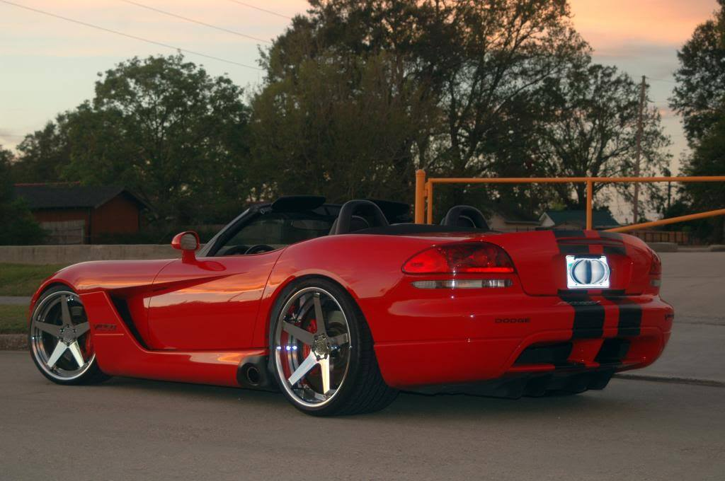 First Choice Wheels And Tires Viper With 360 Forged