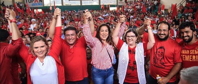 VICE-PRESIDENTE E VÁRIOS DIRETORIANOS DO PT RECIFE REBATEM OSMAR ...
