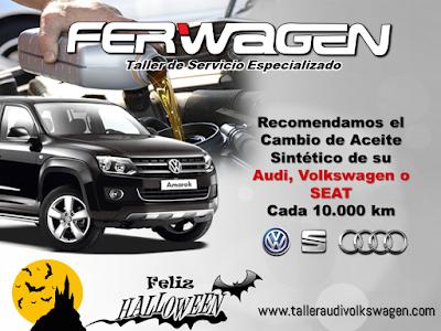 Taller Volkswagen Audi y Seat Bogota