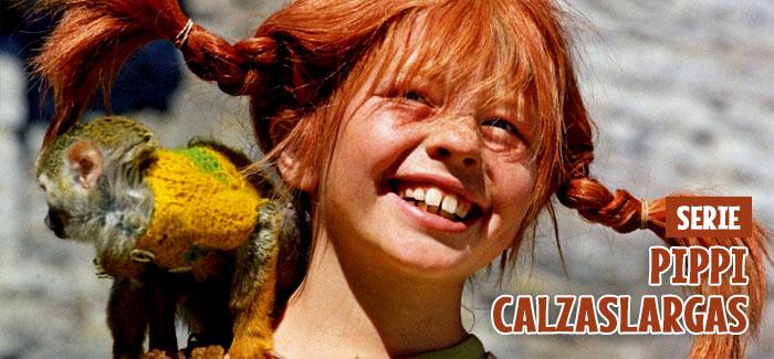 Pippi Calzaslargas Serie TV