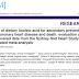 Uso de ácido linoleico na dieta para prevenção secundária de doença coronariana e morte.