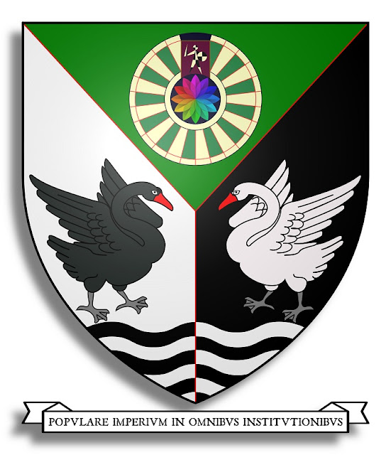 People for Democracy Coat of Arms