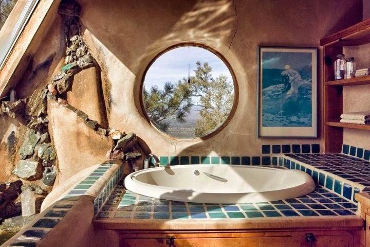 Moon To Moon Bohemian Summer Bathroom Inspiration