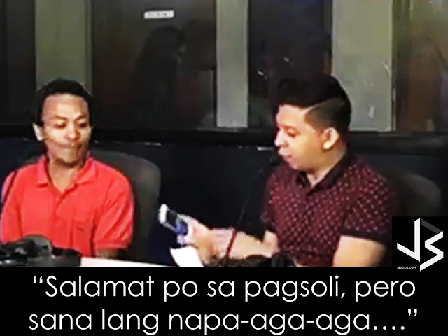 """A video of of an ungrateful smartphone owner went viral on social media as he blamed the taxi driver for not returning his beloved smartphone sooner instead of showing gratitude and appreciation for the latter's effort just to return it to him. With almost 5 million views and counting, the video of Raffy Tulfo on his program """"Raffy Tulfo In Action"""", is about the humble taxi driver who returned Luigi Lim's smartphone. Mr. Lim who is an OFW who works as a nurse in Singapore, seem to be unhappy that his smartphone is finally back.    Mr. Lim said that he was about to return to Singapore and his vacation was ruined because of his lost smartphone. He said that he lost his smartphone on Friday night and he was not able to make money transfers and do business transactions because of that and thing could have been different if only Roberto Elliot, the taxi driver, returned sooner. The taxi driver said on his affidavit that he found the smartphone on Saturday morning. He went to the studio but he said it was closed, he was finally able to return the phone on Tuesday. He also mentioned that he doesn't know how to use the said device. It explains why the owner monitored that the iPhone was on, 2 times, with the use of an app connected to his iPad. Mr. lim said he already ask the Singapore service provider to deactivate the phone. Mr. Raffy Tulfo, sensing that the phone owner seem to blame the taxi driver instead of showing gratitude, scolded the phone owner.   Mr. Tulfo stressed that the taxi driver lacking of adequate knowledge about the smartphone, took effort to return the item and instead of receiving acknowledgement and thanks, he got blamed and scolded by the supposed to be grateful owner of the lost item. He also said that Mr. Lim's lost is caused by his own negligence and not to be blamed to the taxi driver.  Mr. Tulfo still handed the reward money to the taxi driver saying that the acknowledgement of the owner is not needed anymore. He then apologized to Mr. Lim for t"""