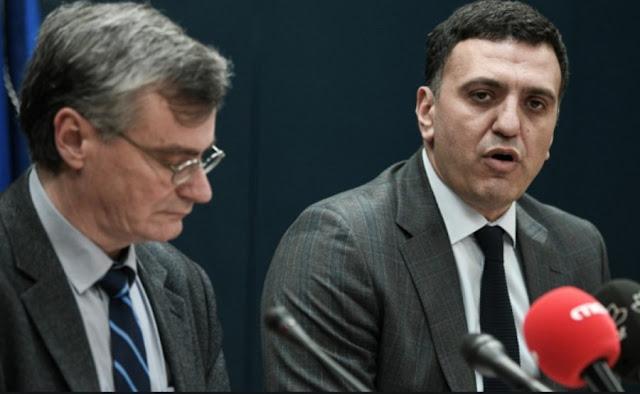 Άλλα ντ' άλλα, νέες αντιφάσεις για τα τεστ αντισωμάτων: «Κλειδί» για τον τουρισμό λέει η κυβέρνηση, «ακατάλληλα» λέει ο Τσιόδρας