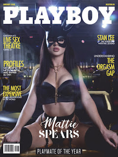 Playboy Australia - Enero 2019