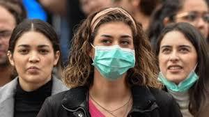 कोरोना वायरस का फैलाव