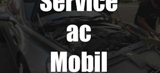 Flushing, Solusi Service AC Mobil Tanpa Bongkar