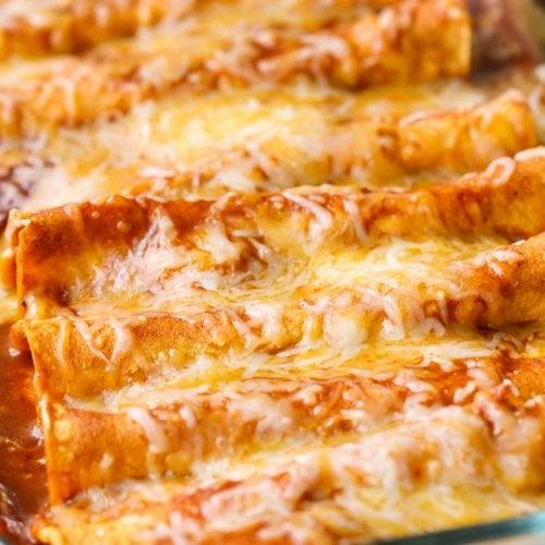 Cheese Mix Enchiladas - tab5at