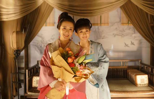 The Story of Ming Lan Zhao Li Ying and Li Yi Xiao