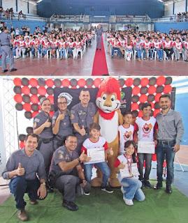 Proerd forma 238 alunos em Miracatu