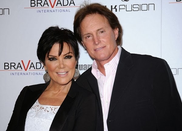My Favorite Artis: Kris And Bruce Jenner Confirm Split